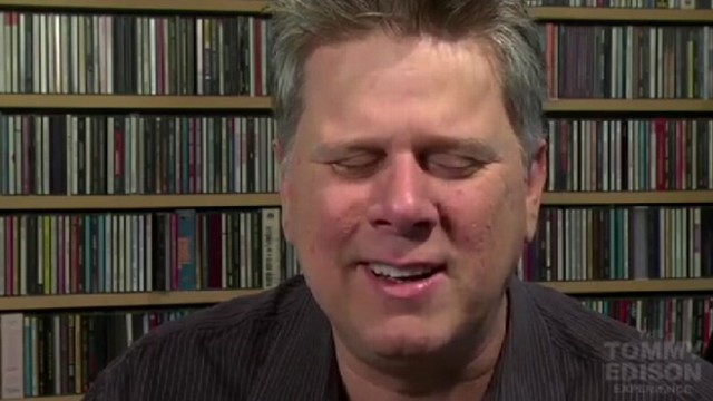 "VIDEO: Blind radio host Tommy Edison demonstrates the ""accessibility"" feature on the iPhone 4S."