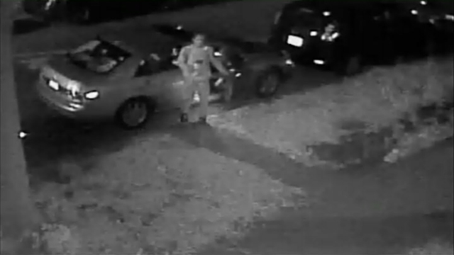 PHOTO: Michael Shin of Chicago only had to look to his home security video to find out how his car had gotten stolen with no signs of forced entry.