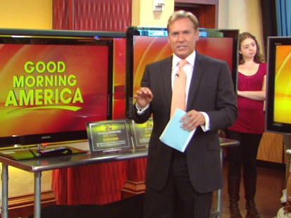 VIDEO: The longer-lasting, mercury-free televisions use up to 60 percent less energy.