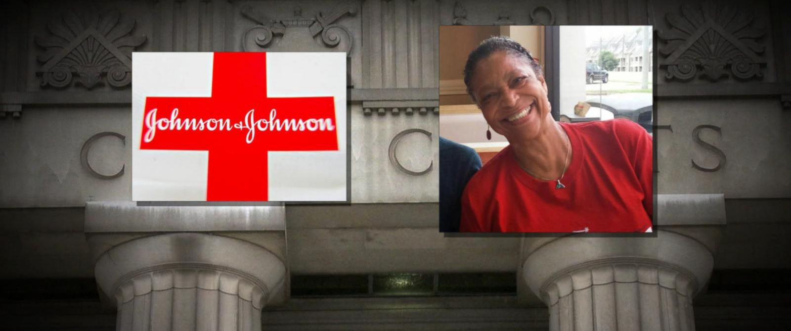 PHOTO: A jury found Johnson & Johnson liable in the death of a woman who died from ovarian cancer.