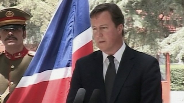 VIDEO: David Cameron on claim that News of the World hacked into slain girls phone.