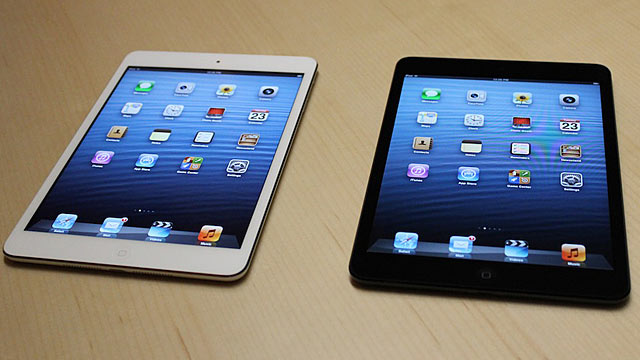 PHOTO: Apples iPad Mini starts at $329.