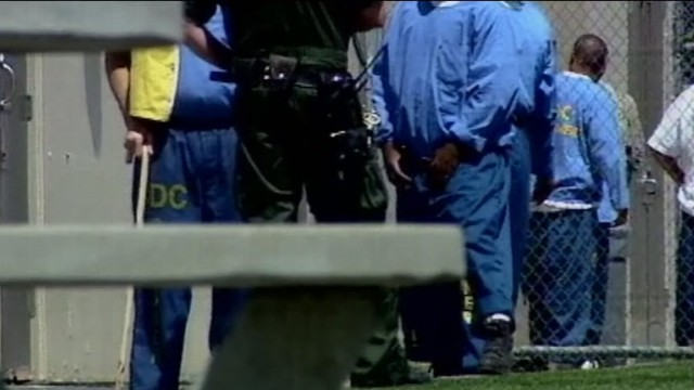 VIDEO: California Dept. of Corrections aims to curb criminal activity on social media.