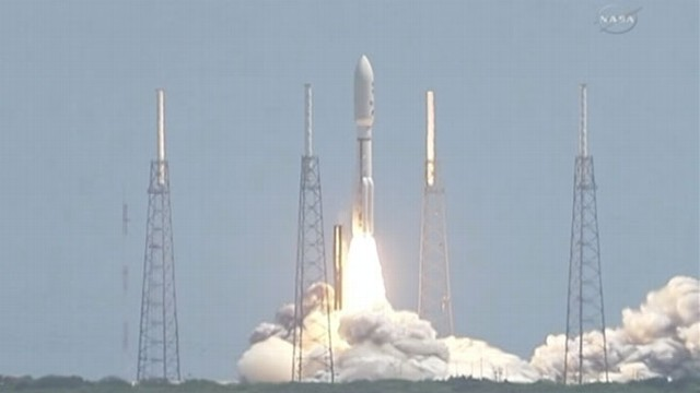 VIDEO: NASAs Juno Probe Launch: Mission to Jupiter