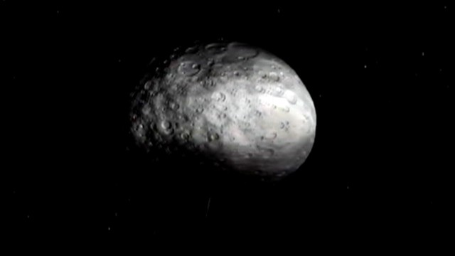 VIDEO: NASA updates plans for spacecraft Dawn as 2011 MD asteroid passes Earth.