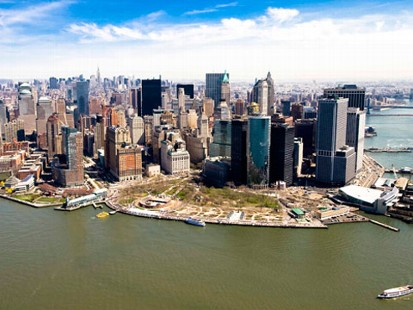 VIDEO: New York City Could Be a Beautiful Venice