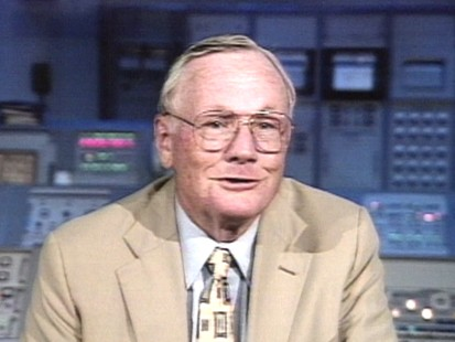 VIDEO: Neil Armstrong talks about the Apollo 11 mission to the moon.