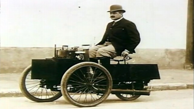 VIDEO: 1884 steam-powered runabout is up for auction. (Video courtesy of Great Cars TV)