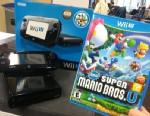 """PHOTO: """"Super Mario Bros."""" Wii U"""