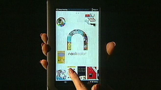 Nook E-Reader Gets Upgrade