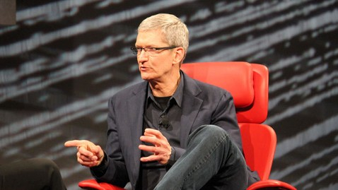 abc tim cook 120529 wblog Tim Cook Wants an Apple Product to Be Made in U.S.