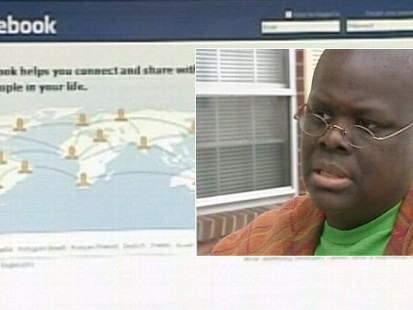 Video: University professor suspended for Facebook posts.