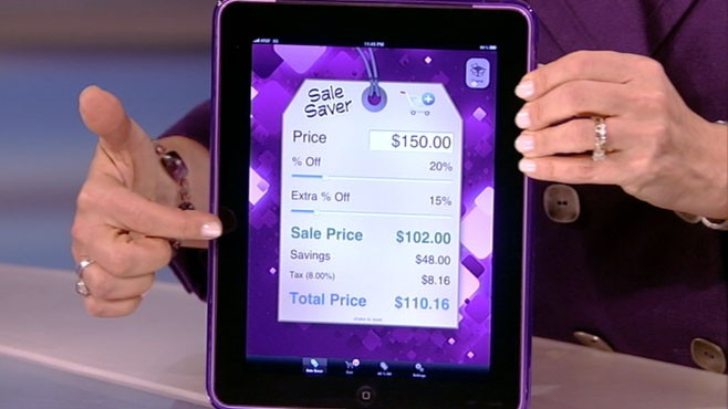VIDEO: Andrea Smith with smartphone applications to make holiday shopping less hectic.