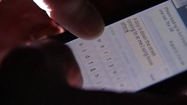 VIDEO: Experts say occurrences of texting while sleeping are becoming more common.