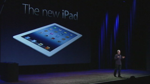 VIDEO: Tablet computer has a high-definition display, A5x processor and 4G capability.