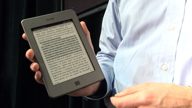 VIDEO: Study finds 29 percent of American now own a tablet or e-reader.