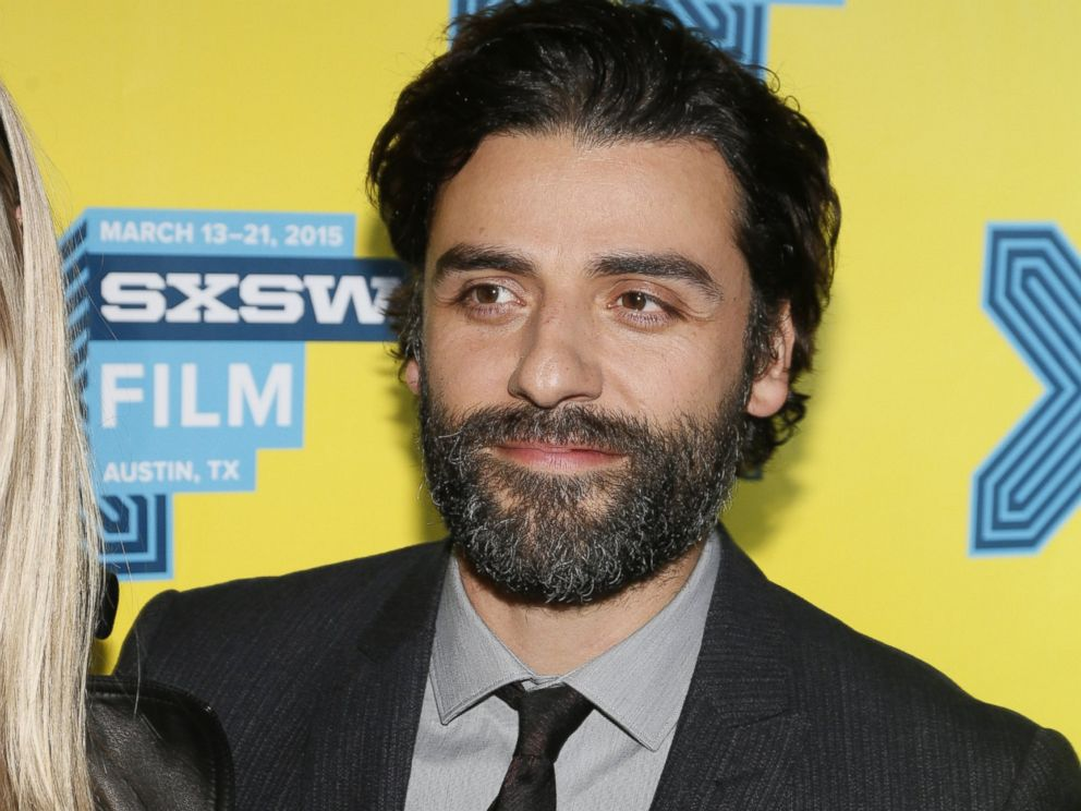 PHOTO: Oscar Isaac walks the red carpet for Ex Machina during the South by Southwest Film Festival on March 14, 2015 in Austin, Texas.