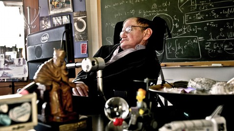 ap stephen hawking birthday nt 120106 wblog Stephen Hawking to Guest Star on The Big Bang Theory