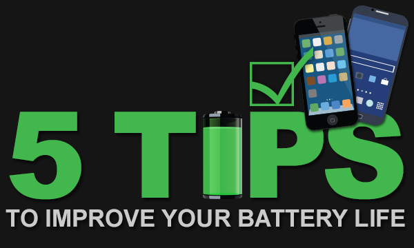 Battery Tips for the Android and iPhone