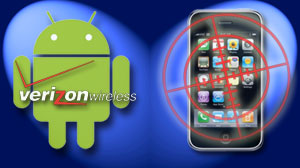 """Photo: Verizons Mystery Droid Takes Aim at Apples iPhone: New Ad Campaign Targets iPhone With Tagline, """"Whatever iDont, Droid Does"""""""