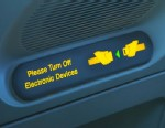 PHOTO: The Federal Aviation Administration is expected to relax the ban on using some personal-electronic devices during takeoffs and landings, and low -altitudes, according to officials.