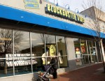 PHOTO: A pedestrian walks past the storefront of a Blockbuster Video in South Orange, New Jersey, Nov. 11, 2004.