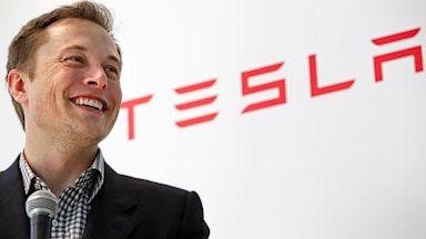 PHOTO: Elon Musk