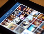 PHOTO: Pictures appear on the smartphone photo sharing application Instagram on April 10, 2012.