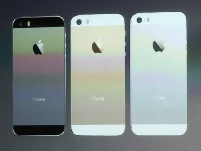 Apple Announces New iPhones