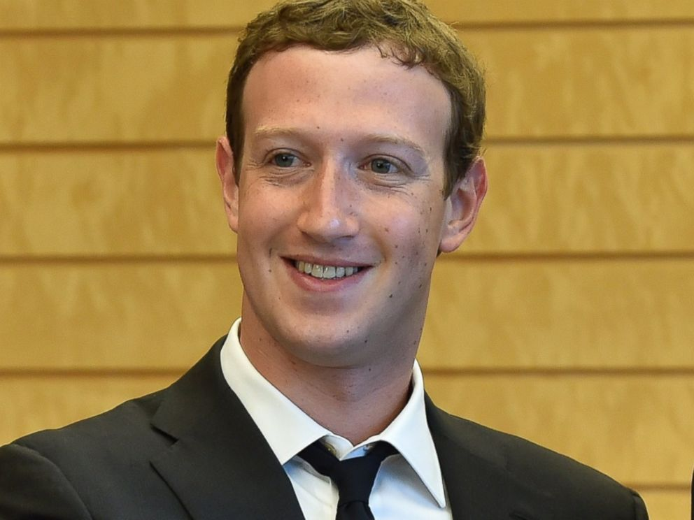 PHOTO: Mark Zuckerberg is seen during a visit to the Japanese Prime Ministers official residence - gty_mark_zuckerberg_tie_jc_141219_4x3_992