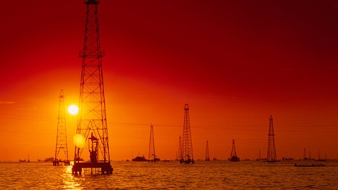 gty oil wells sunset jt 120708 wblog New McCarthyism Described by Climate Scientist Michael Mann