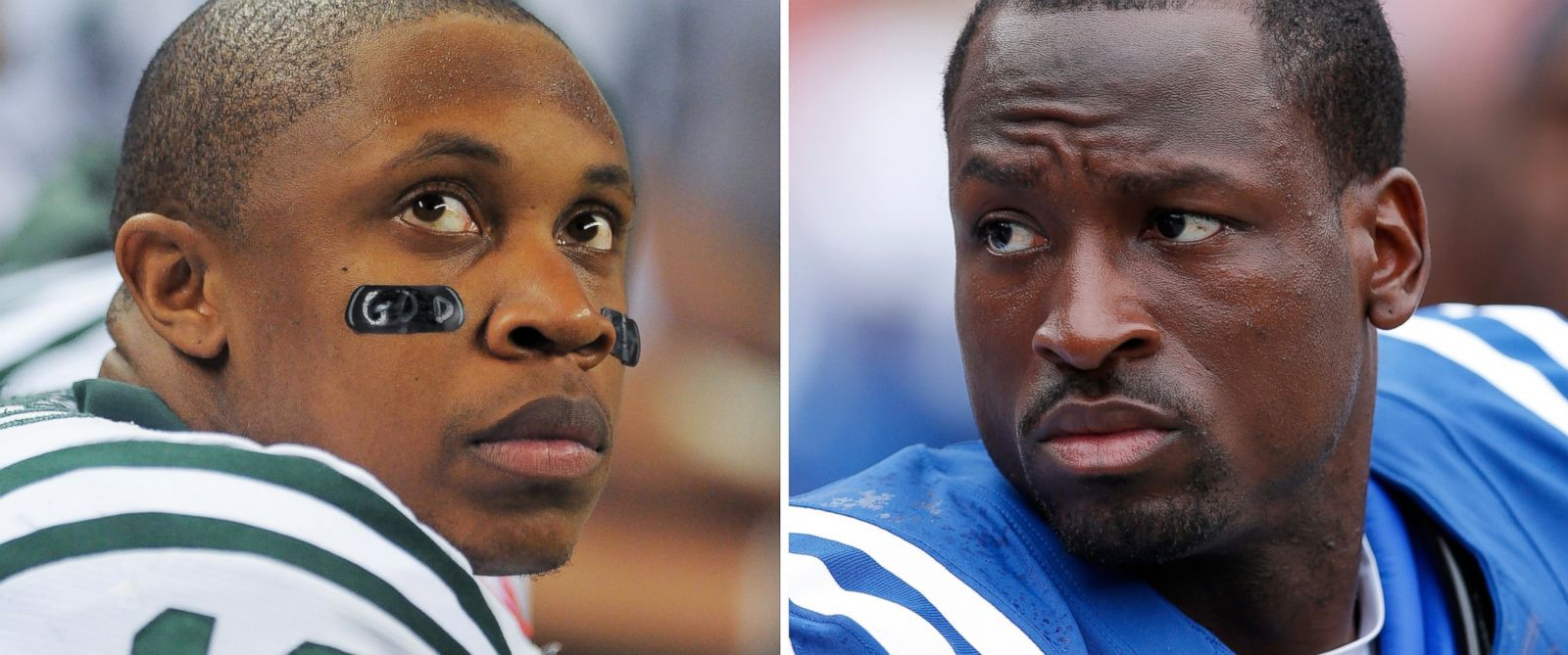 PHOTO: Thad Turner is pictured on Dec. 4, 2009 and Brandon King is pictured on Aug. 25, 2012.