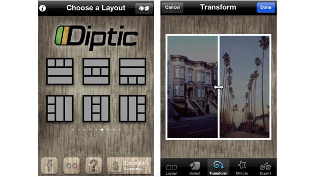 PHOTO: Diptic