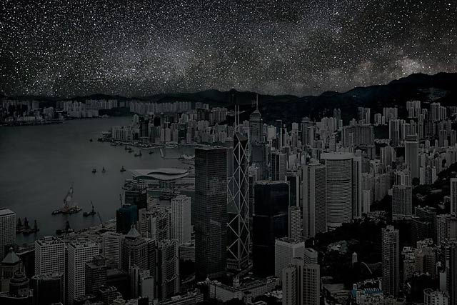 ht Hong Kong 5 20 darkened skies ll 130307 wblog Darkened Cities: The Night Sky You Dont See