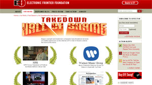 Watchdog Group Calls Out ?Bogus? Internet Censorship