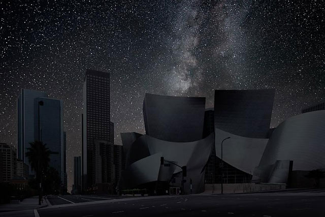 ht Los Angeles 20 darkened skies ll 130307 wblog Darkened Cities: The Night Sky You Dont See