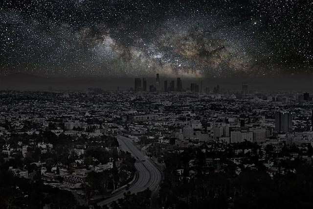 ht Los Angeles 2 20 darkened skies ll 130307 wblog Darkened Cities: The Night Sky You Dont See