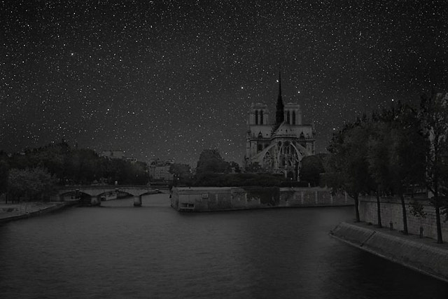 ht PARIS NDAME0 darkened skies ll 130307 wblog Darkened Cities: The Night Sky You Dont See