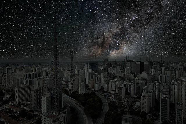 ht Sao Paulo 2 20 darkened skies ll 130307 wblog Darkened Cities: The Night Sky You Dont See