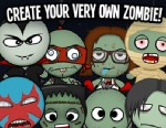 PHOTO: Make A Zombie 2, an app for iOS, lets you customize your own Zombie.