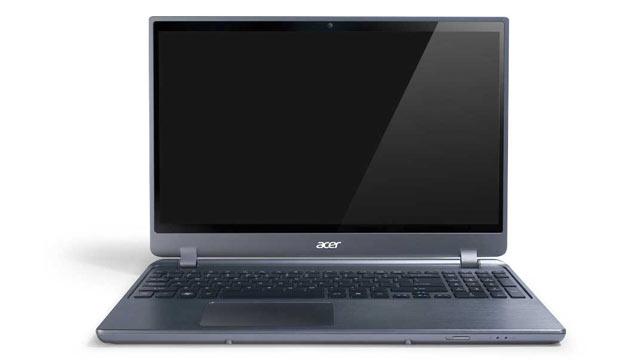 PHOTO: Acer's New Aspire Timeline Ultra M5 UltraBooks