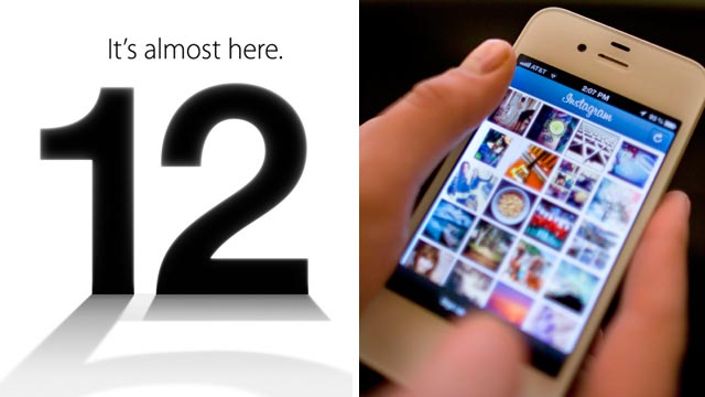 PHOTO: Apples invite to its September 12th event, where it is expected to announce the next iPhone.