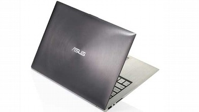 PHOTO: Asus' Zenbook ultrabook is one of the best Windows 7 ultrabooks around.