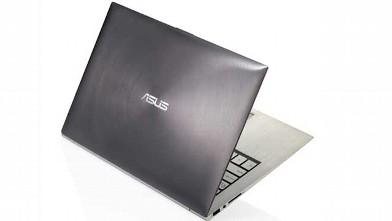 PHOTO: Asus' Zenbook ultrabook is one of the best Windows 7 ultrabooks around.