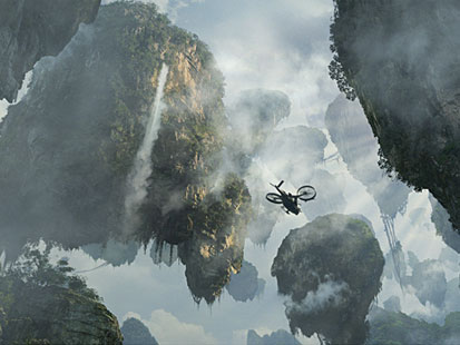 ht avatar pandora 100101 main Disney to Build Avatar Attraction