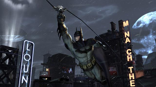 "PHOTO: ""Arkham City,"" developed by Rocksteady, picks up almost immediately where 2009s ""Batman: Arkham Asylum"" left off."
