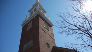 PHOTO SLIDESHOW BOSTON OLD CHURCH
