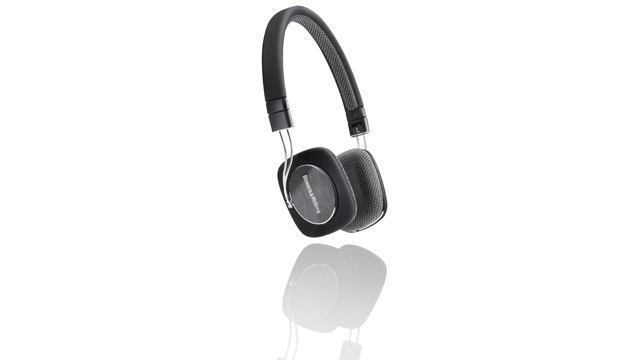 PHOTO: Bowers & Wilkins P3 headphones are pictured.