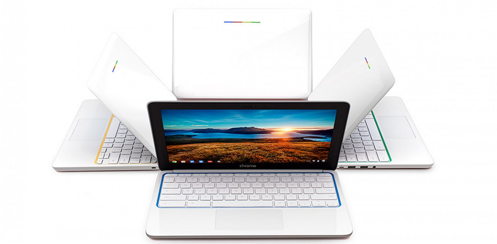 PHOTO: Google and HP have teamed up to release the $279 Chromebook 11.