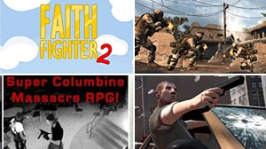 Photo: Controversial Video Games